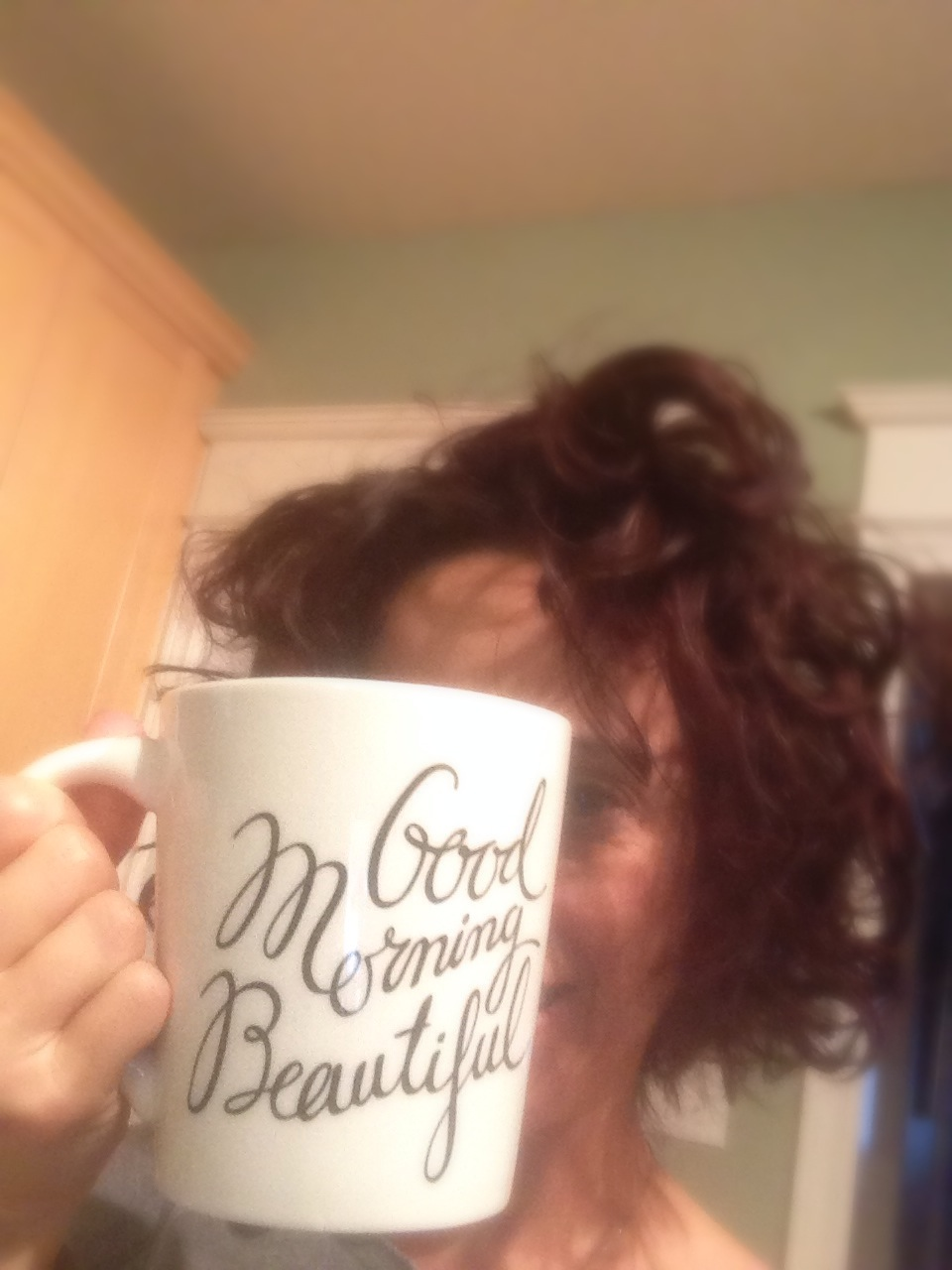 the gallery for gt good morning gorgeous coffee mug