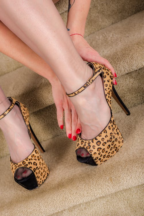 High Heels: How to Rock Them Without Destroying Your Feet ...