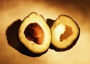 Avocados are high in Dopamine, which can boost the libido