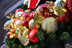 holiday ornaments and decoration