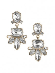 Banana Republic Regalia Drop Earrings
