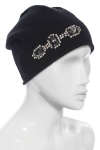 Tristan black toque