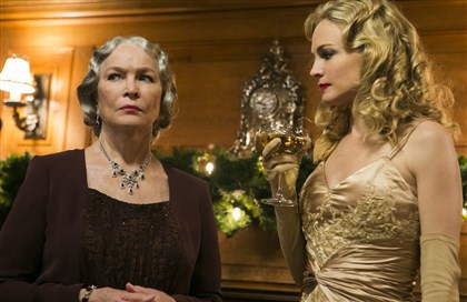 Ellen Burstyn and Heather Graham in Lifetime Network's Flowers in the Attic