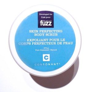 Consonant Skin Care Skin Perfecting Body Scrub