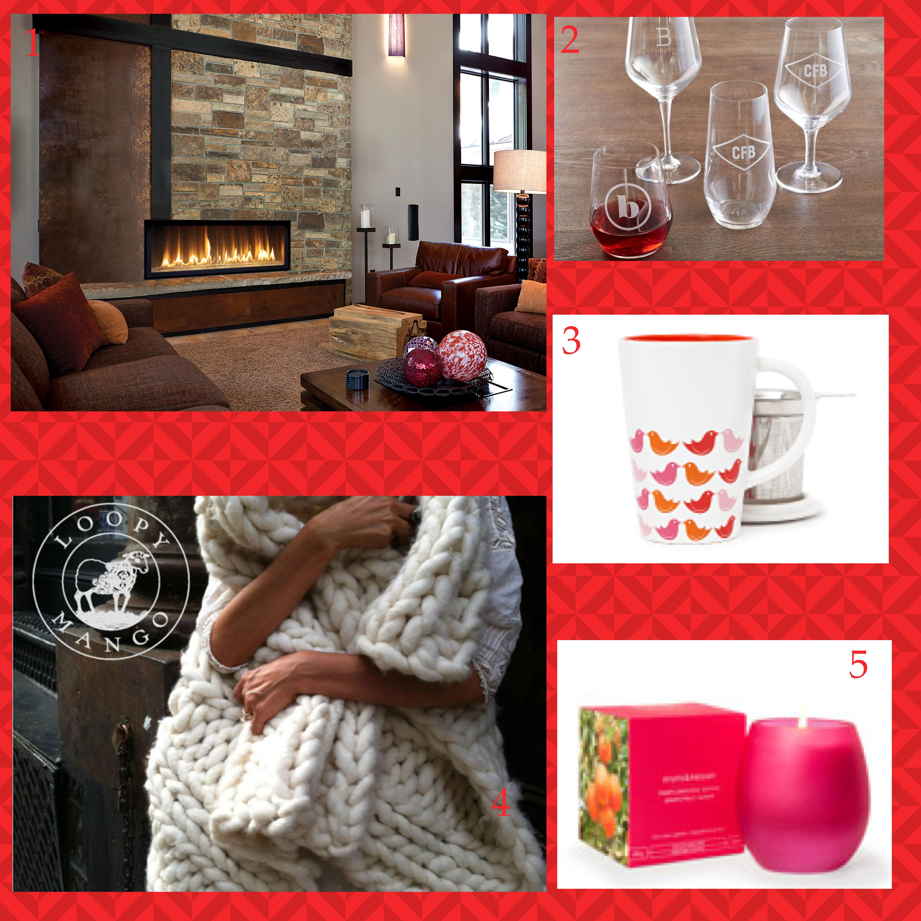Valentines Day Gift Ideas for the Home