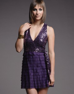 Rent Frock Repeat Purple Dress