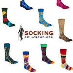 Socking Behaviour Sock of the month club