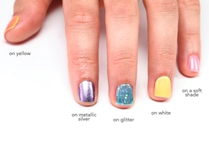 Spring Nail Trend: Multi-Dimensional Colour with OPI Sheer Tints