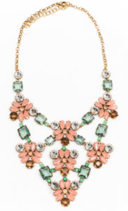 Stella & Dot Fleurette Necklace