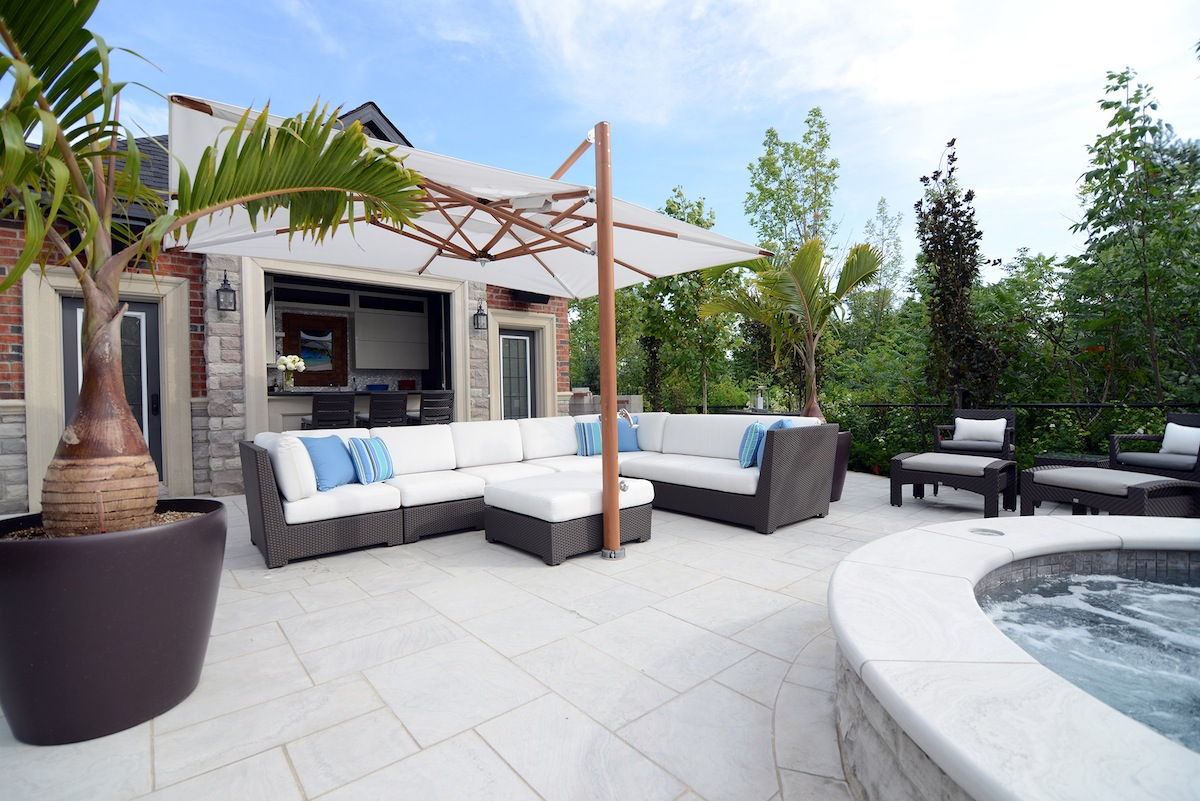 Turn your backyard into the perfect outdoor living space