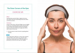 Outer Corners of Eyes Exercise from the 5-Minute Facial Workout