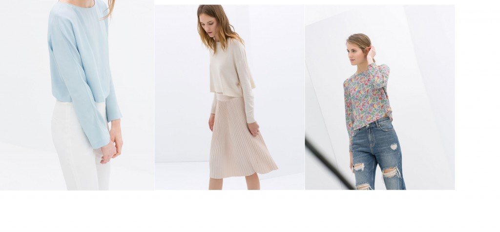Crop tops- The Would You Dare Trend for Spring