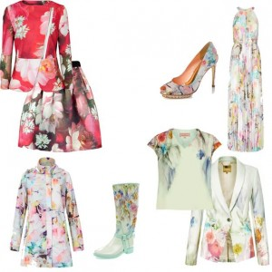Spring 2014 Florals from Ted Baker London