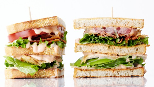 BBQ Chicken Club Sandwich Recipe
