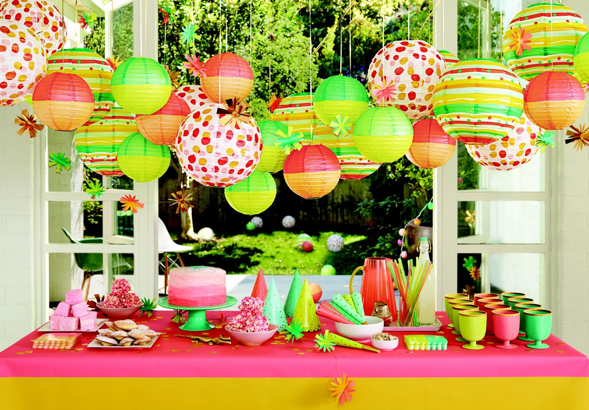 Get the Party Started - Outside, With Oh Joy patio decor from Target