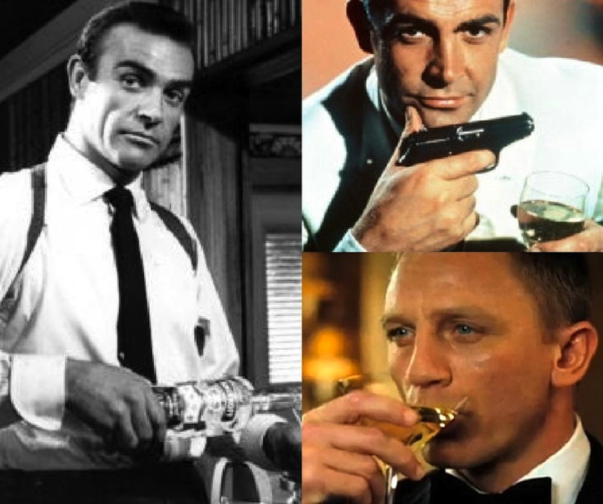 How to Mix a Martini Like James Bond