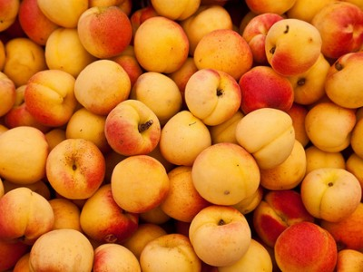 apricots have high levels of antioxidants like Vitamin C and Beta-Carotene, the water-absorbing fibre