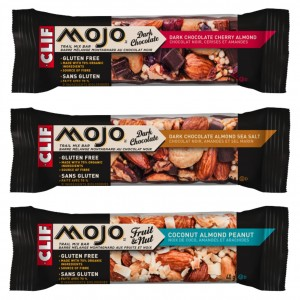 Our Favourite Snack Bars: Clif MOJO Bars