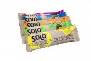 Solo Gi Energy Bars