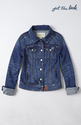 Anthorpologie Pilcro Avie Jean Jacket $128