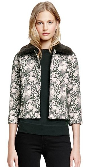 Tory Burch Fatima Jacket $495