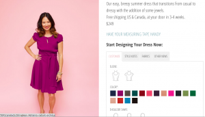 Dress Mavens - how to order