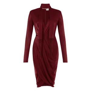 Wrap Dress in Red $39.99