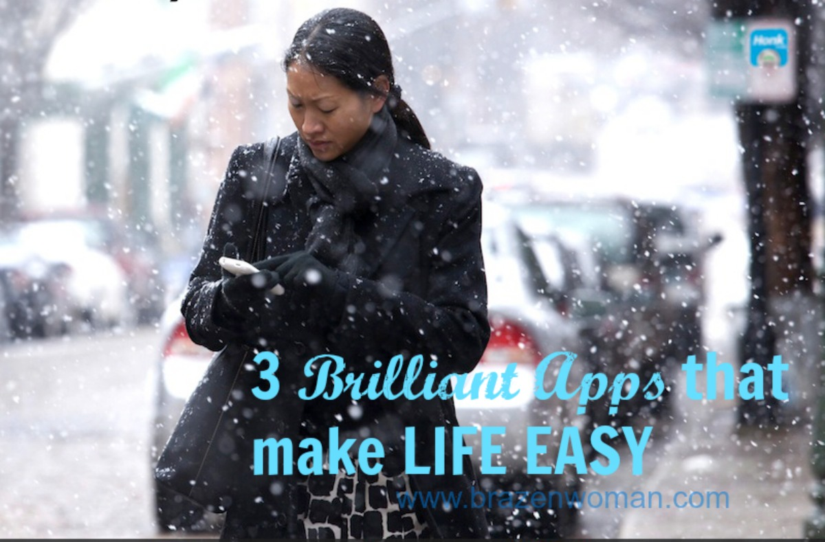 3 brilliant apps to simplify your life