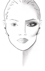 Makeup Highlighting and Contouring