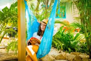 Boardwalk Small Hotel Aruba - Hammocks