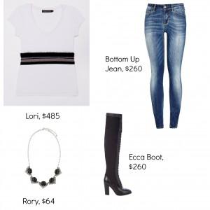 Jacqueline Peron Holiday T-shirt Glitz & Glamour