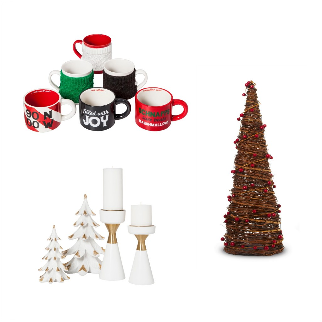 Target Holiday Decor Extras