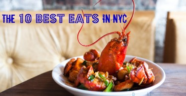The Brazen List: 10 New York City Restaurants You Won't Want to Miss