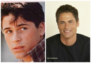 Rob Lowe - The 8 Male Celebs Who Have Gotten Better with Age.