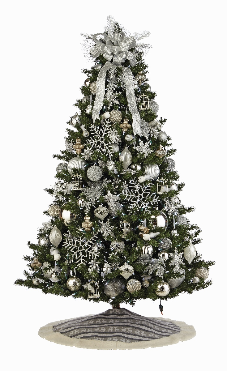 The 6 Hottest Colours for Christmas Tree Decor - BrazenWoman