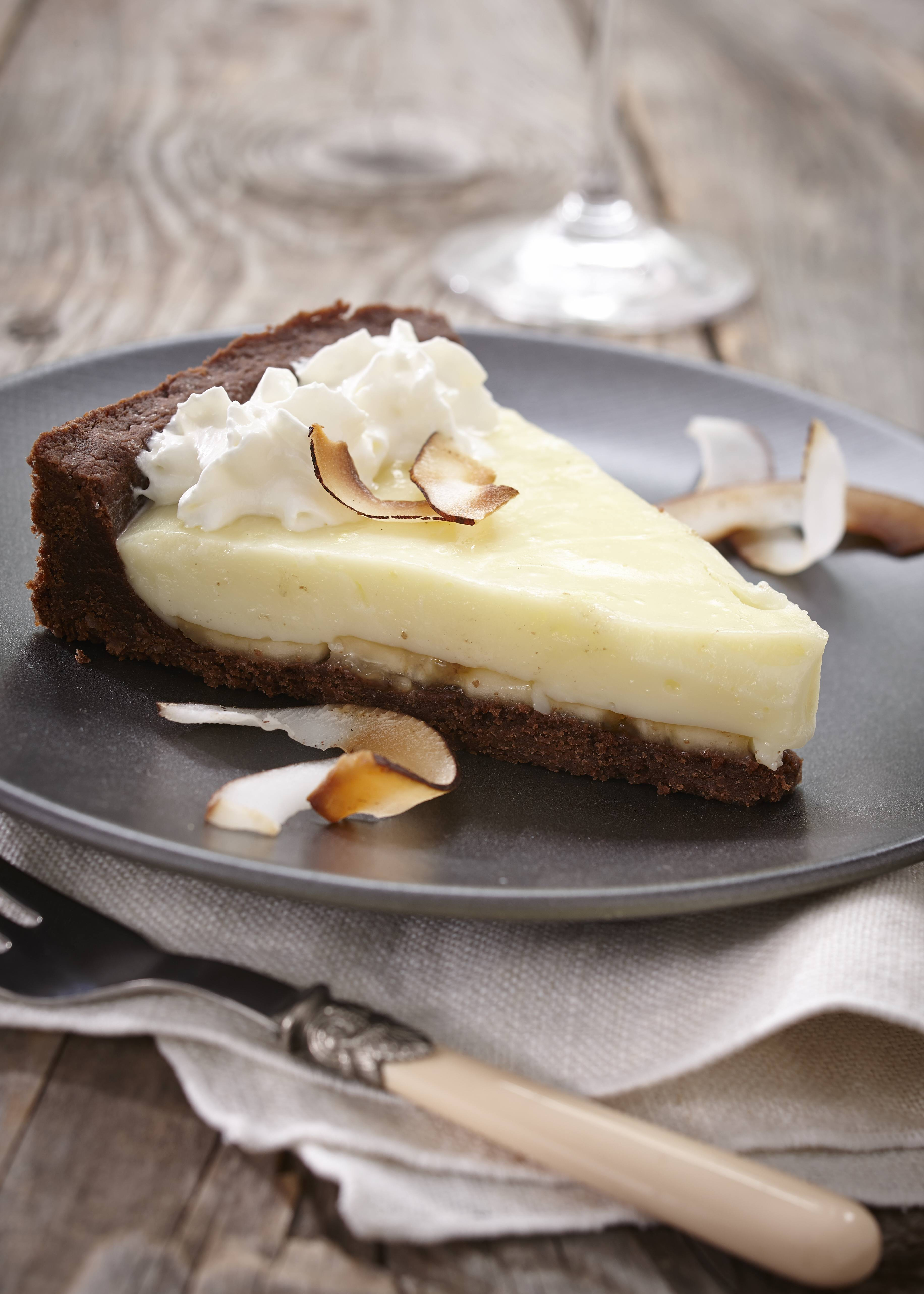 Eat This: The Ultimate Chocolate Coconut Banana Cream Pie