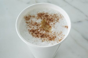 Healthy Snacking Tips: Try a Latte