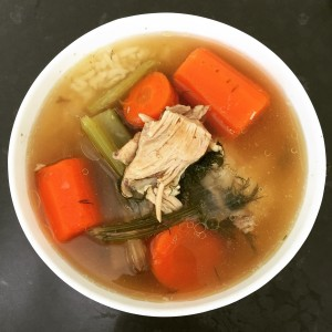 The Magic Potion: Easy Cure-All Chicken Soup