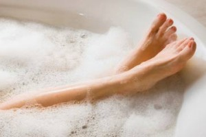 Get the Best Night Sleep Ever: Take a Bubble Bath