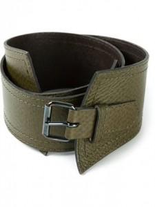 khaki belt