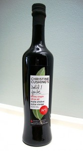 Christine Cushing Olive OIl