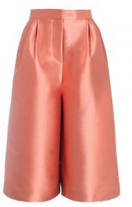 peach culotte
