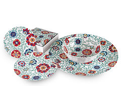 PC Floral Serve Ware Collection
