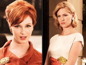Get the Look- How to Wear that Mad Men Retro Makeup