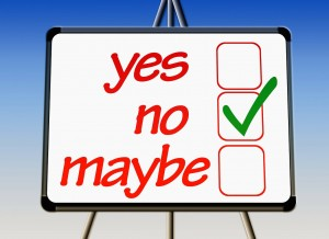 How to Ditch the Guilt and Just Say NO!