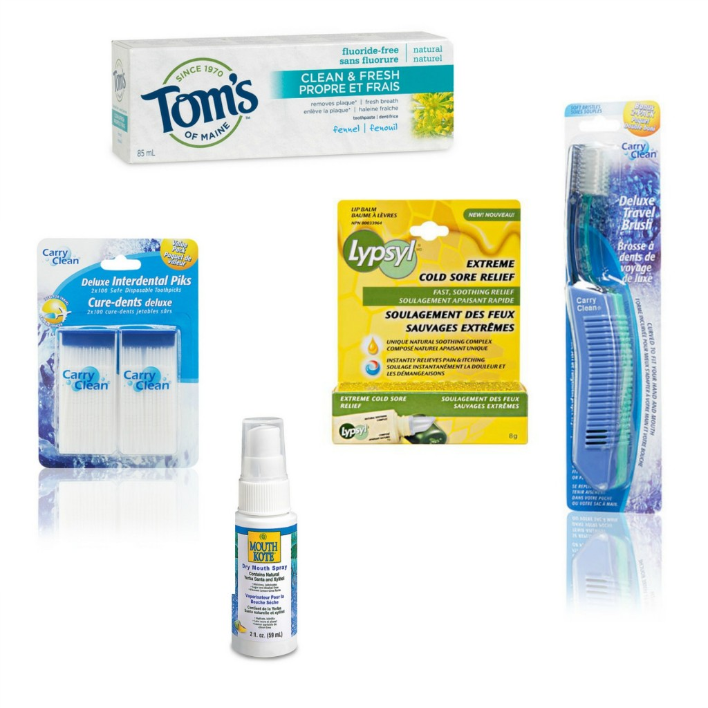 Oral Health Month Prize Pack