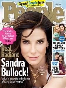 Sandra Bullock People's Most Beautiful