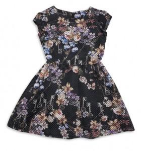 Sandro Floral Dress