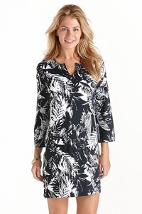 ZnO Island Tunic Dress from Coolibar
