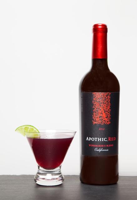 Apothic RED Sangria-Rita: Where Sangria meets the margarita